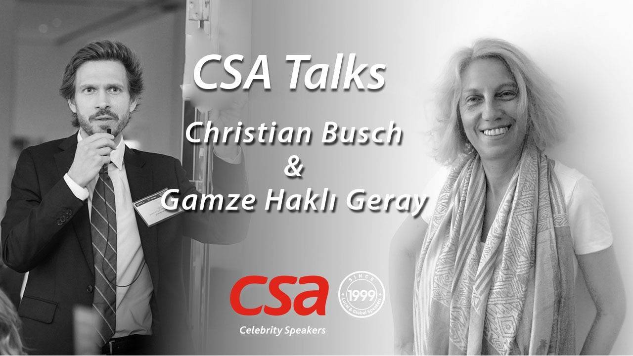 Christian Busch: Exclusive Interview