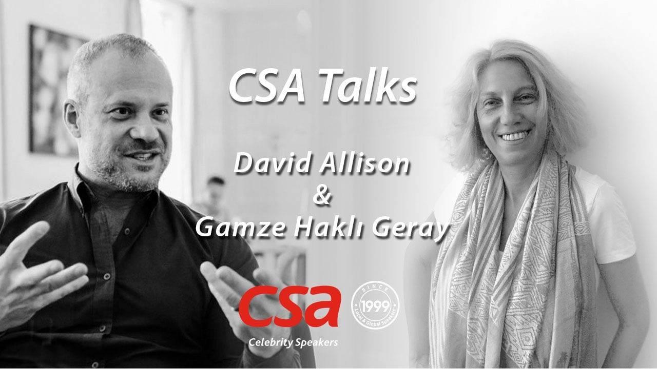 David Allison-Exclusive Interview
