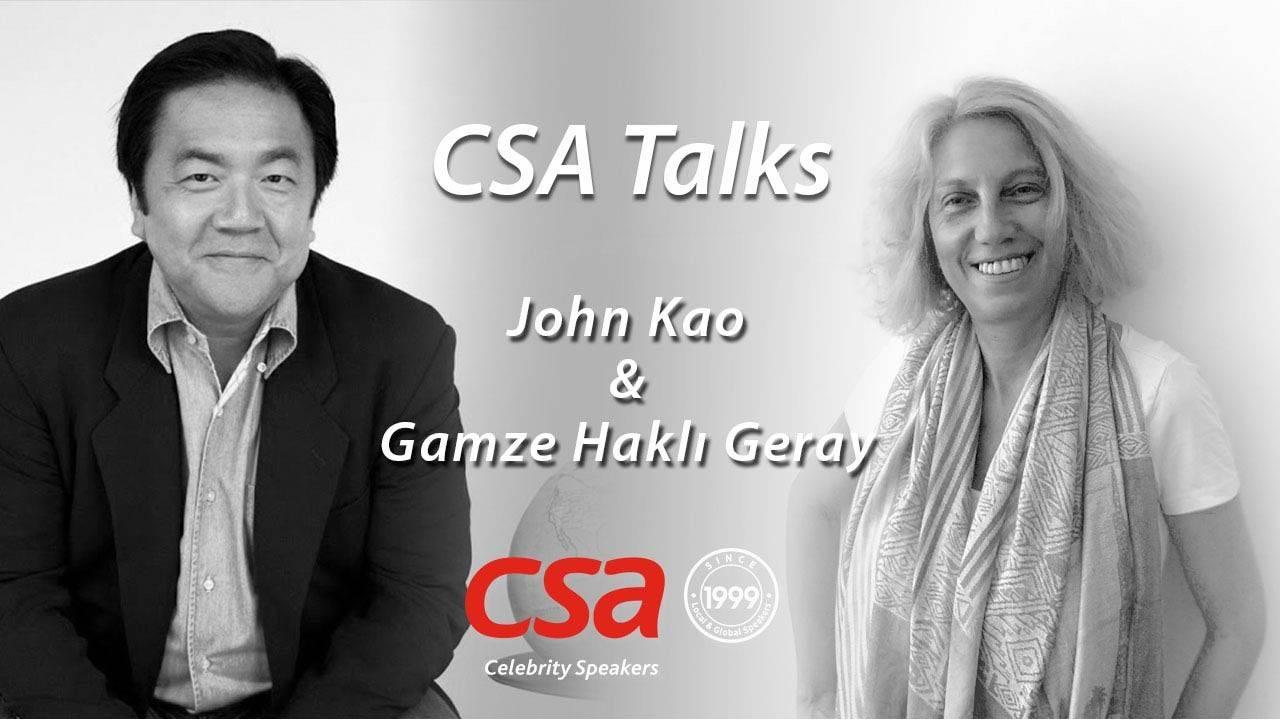John Kao: Exclusive Interview