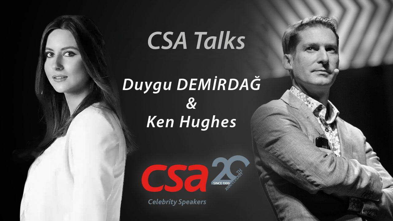 Ken Hughes-Exclusive Interview