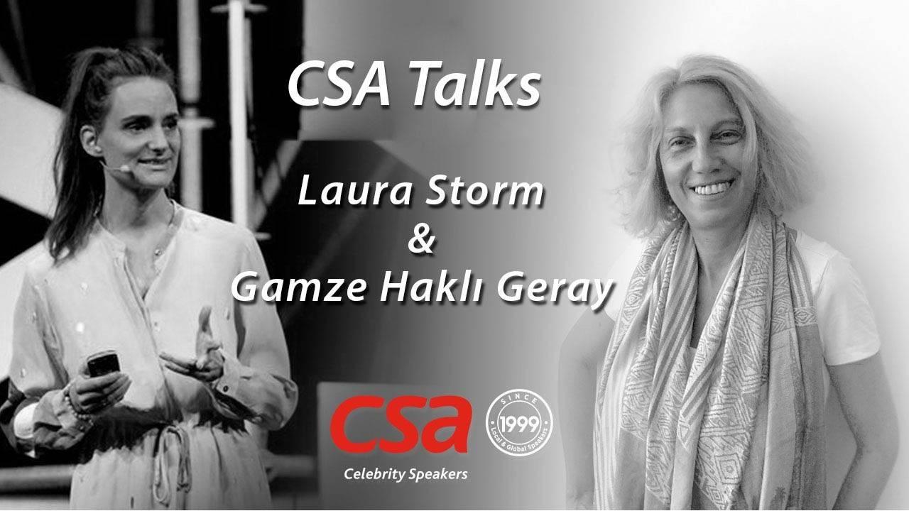 Laura Storm-Exclusive Interview