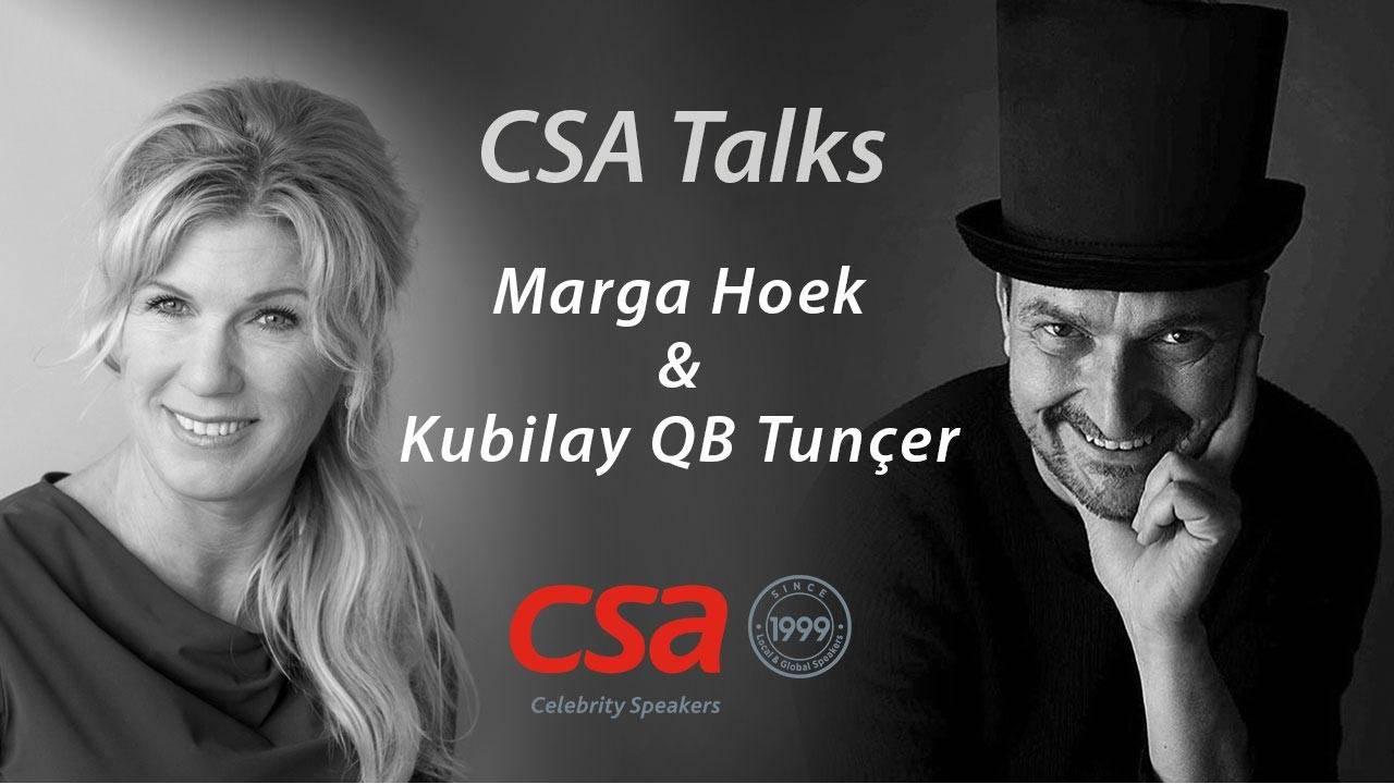 Marga Hoek-Exclusive Interview