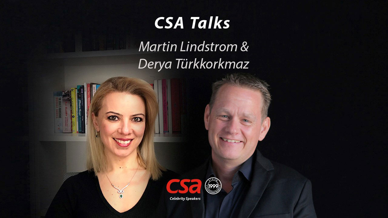 Martin Lindstrom-Exclusive Interview